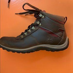 Timberland Hiking Boots Size 8